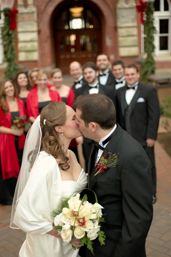 Janelle and Dan's Wedding by Washington DC Wedding Photographer Ben Rasmussen Photography