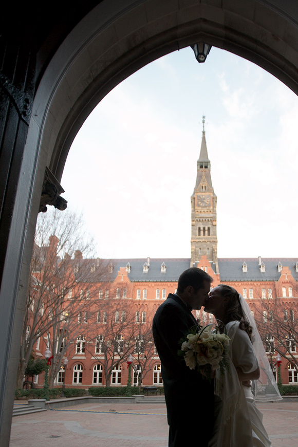 Janelle and Dan by Washington DC wedding and portrait photographer Ben Rasmussen Photography