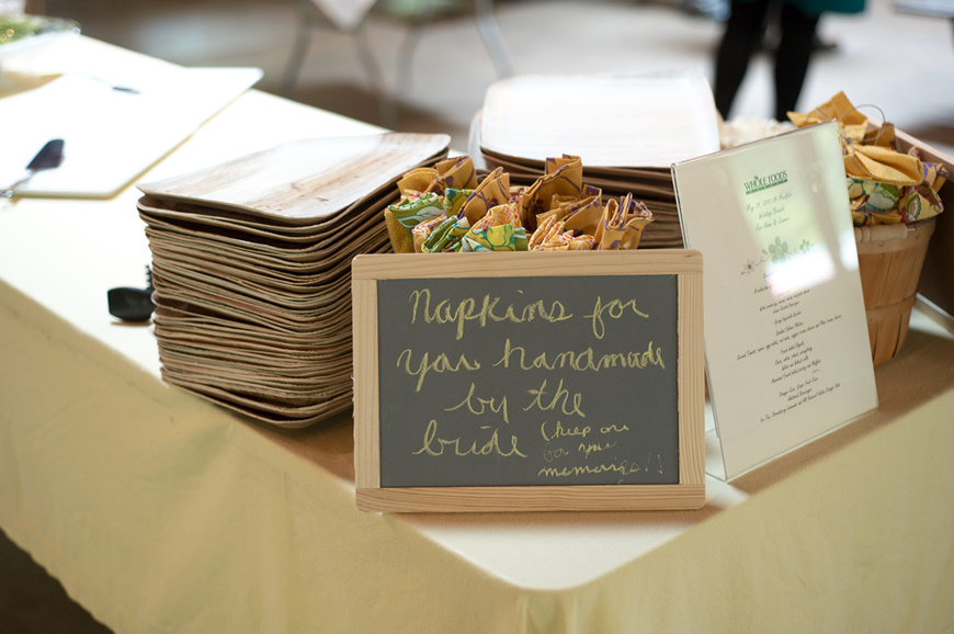 Summer and Adam's wedding by Washington DC wedding photographer Ben Rasmussen Photography